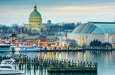 United States Naval Academy - Annapolis Town Dock