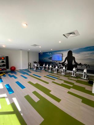 Fitness Center Studio  - Watergate Pointe Marina - Annapolis, Maryland - Oasis Marinas