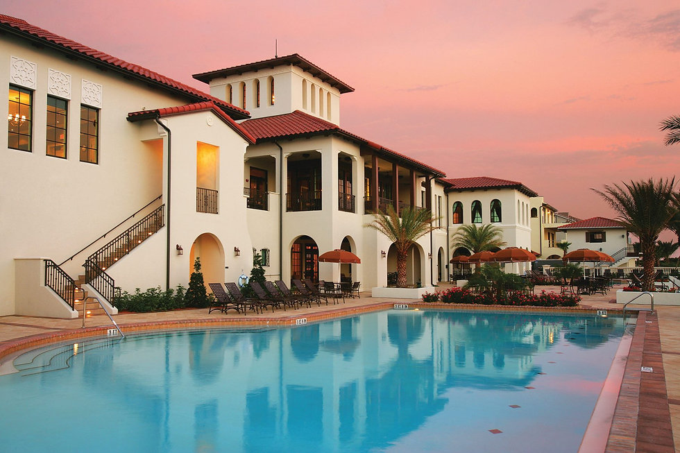 Westshore Marina Pool - - Westshore Yacht Club - Tampa Florida - Oasis Marinas