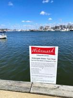 Water Taxi  - Watergate Pointe Marina - Annapolis, Maryland - Oasis Marinas