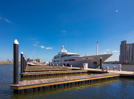 Harbor East Marina Completes Renovations, Celebrates Grand Re-Opening
