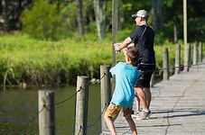 Coles Point Marina - Fishing
