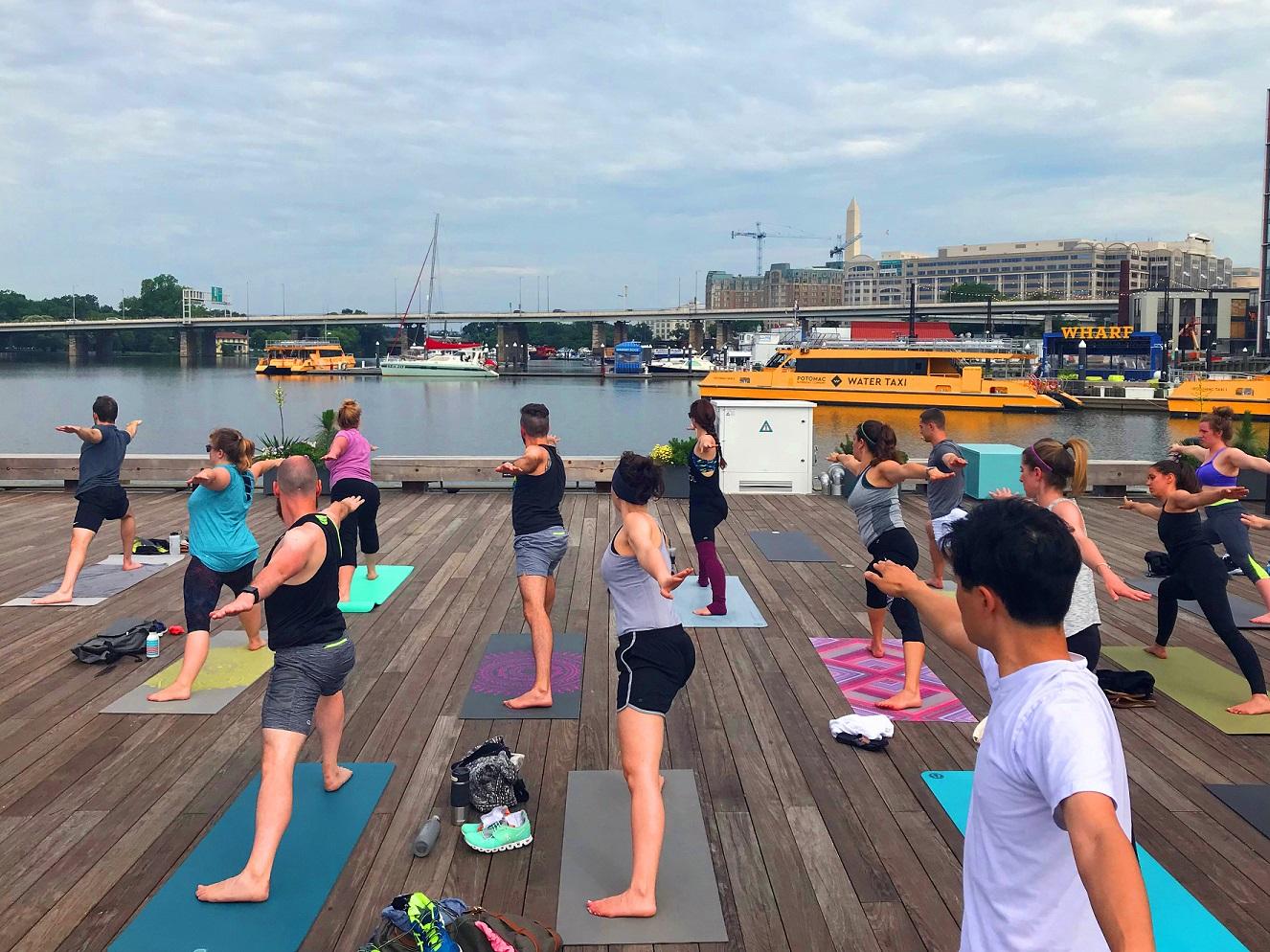 Wix Ready Yoga Session