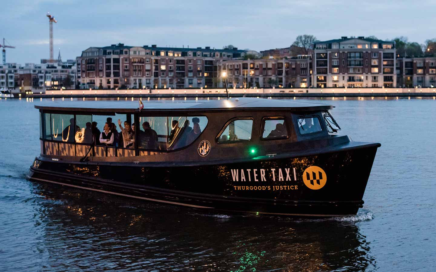Water Taxi Baltimore