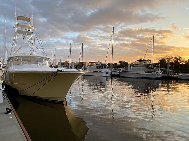 Fernandina Harbor Marina Amelia Island.J