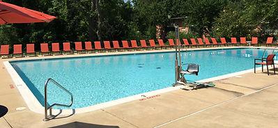 Watergate Pointe Marina Swimming Pool - Annapolis, MD - Oasis Marinas
