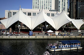 Mecu Pavillion Baltimore - Baltimore Lighthouse Point Marina