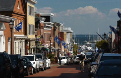 Main Street, Downtown Annapolis
