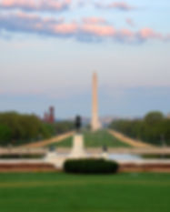 National Mall with Washington Monument,