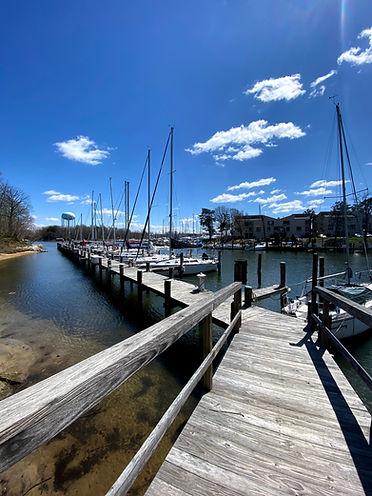 Boat Slips - The Marina at Nautilus Point - Annapolis, MD - Oasis Marinas