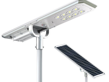 Solar Streetlights