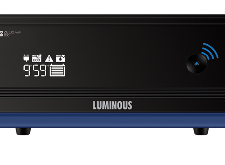 Luminous Inverters: A Review