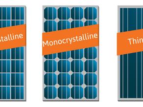 Solar Panels: Monocrystalline Vs Polycrystalline