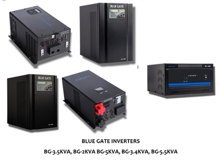 Bluegate Inverters: A Review