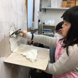 漆喰(しっくい)について学ぼう!  Let's learn about lime plaster!