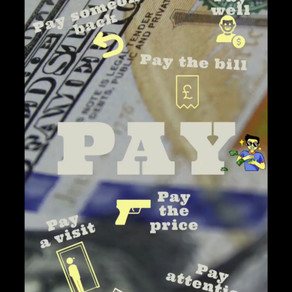 Collocations With Pay.