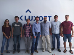 My students at Luxoft