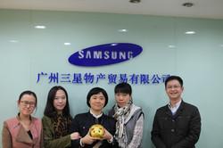 My students at Samsung