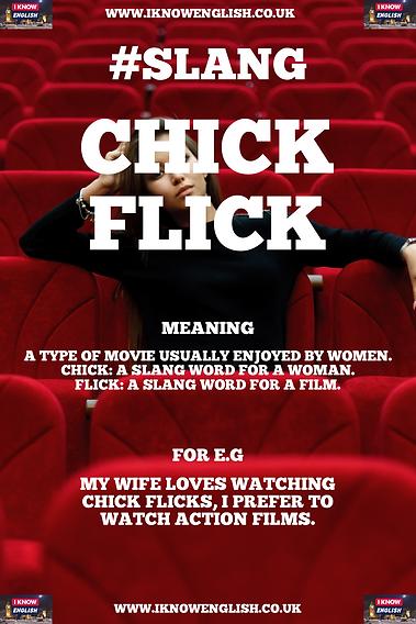 English Idiom chick flick.PNG