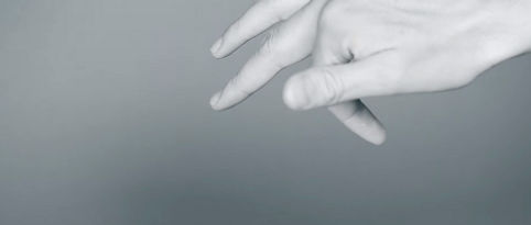 Project soli finger recognition