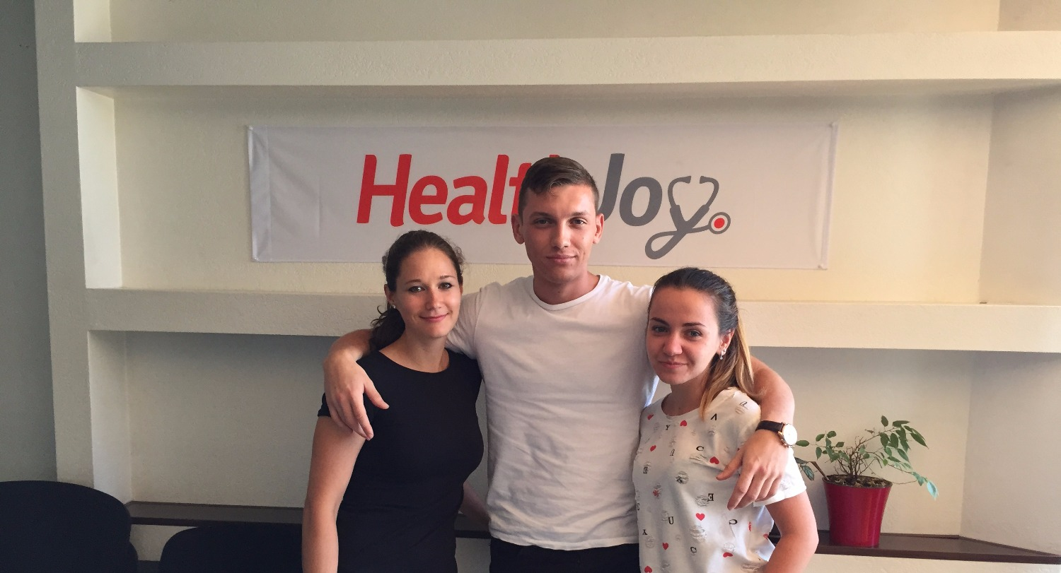 My students at Healthjoy1