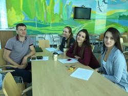 My students at Noosphere