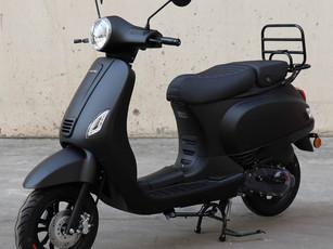 MOMO Morino E5 BB mat zwart