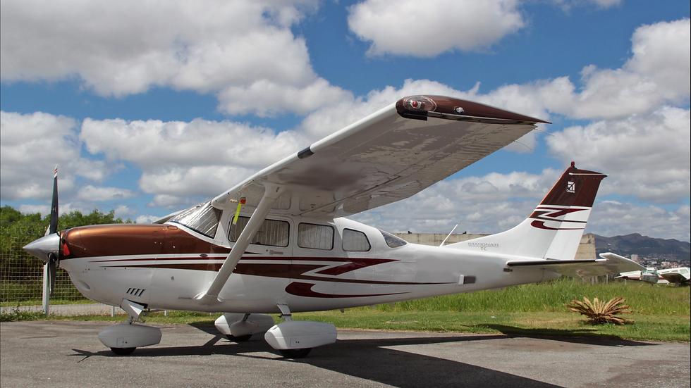 2007 Cessna T206H Stationair