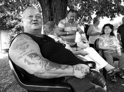 La fête des voisins à Durette