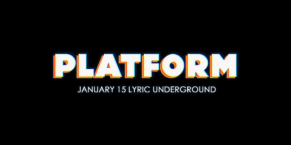 Platform // Volume 5