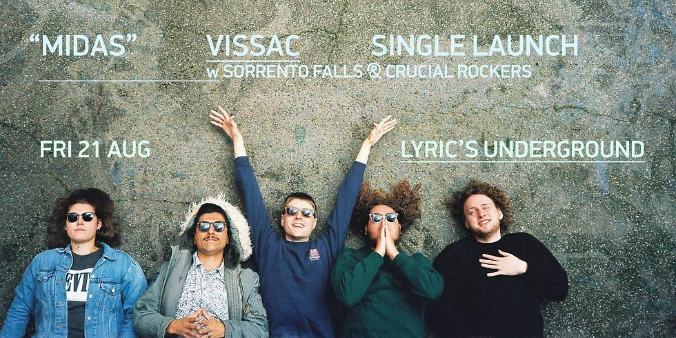 """MIDAS"" by VISSAC Single Launch"