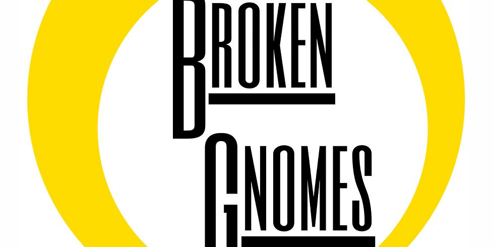 Broken Gnomes (EP launch) Supports: The Mackerels + Tanami