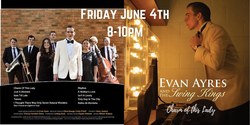Evan Ayres and the Swing Kings - Album Launch