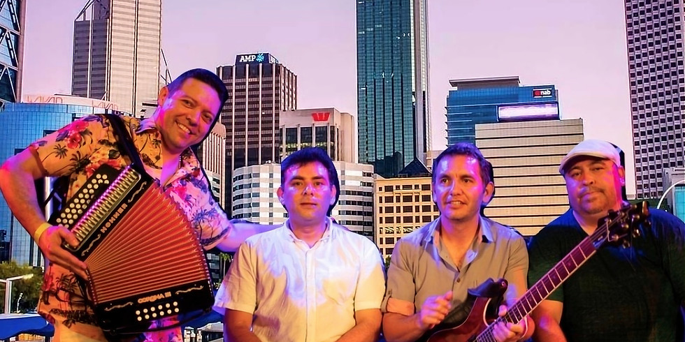 Fiestas Patrias - Peru feat. Tropicalia Band