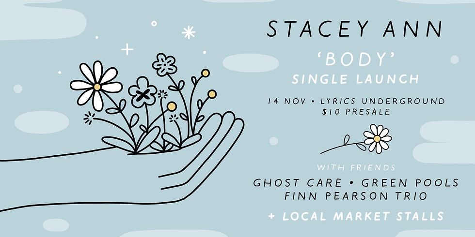 Stacey Ann – Single launch