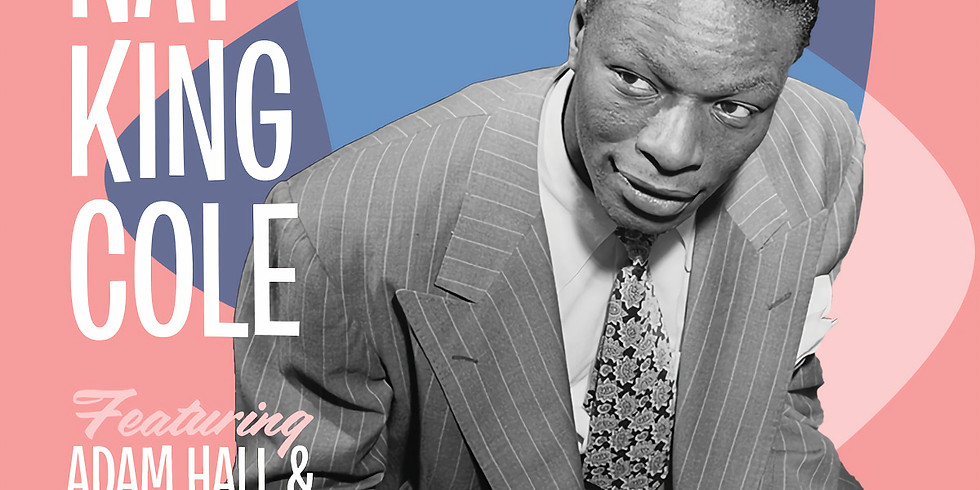 Fringe World: The Music of Nat King Cole feat Adam Hall and the Velvet Playboys (1)