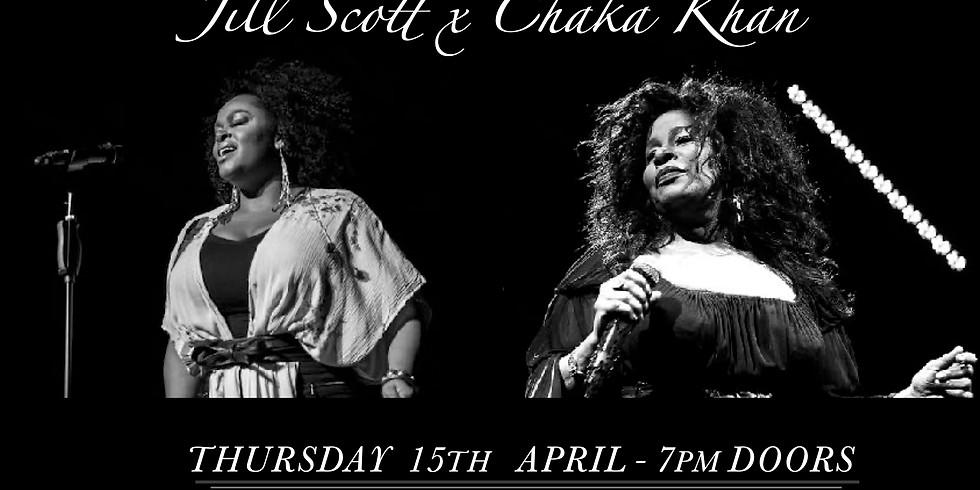 A Tribute to Jill Scott x Chaka Khan