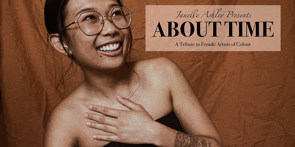 About Time: A Tribute to Female Artists of Colour
