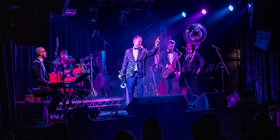 """Fringe World: """"The Roarin 20's"""" ft Adam Hall and the Velvet Playboys and Vintage Dancers (2)"""