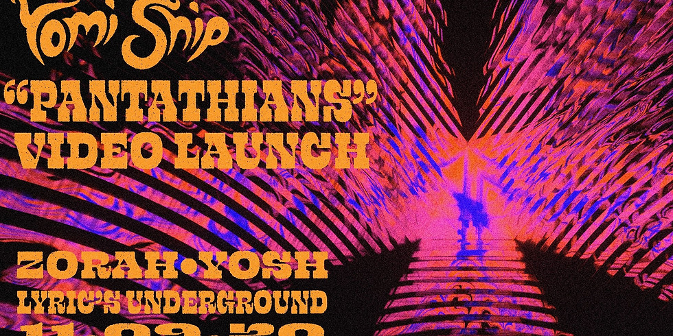 "Yomi Ship ""Pantathians"" - Video Launch"