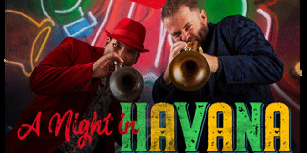 A Night in Havana in the Underground