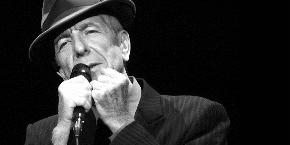 Came So Far For Beauty: A Leonard Cohen Tribute
