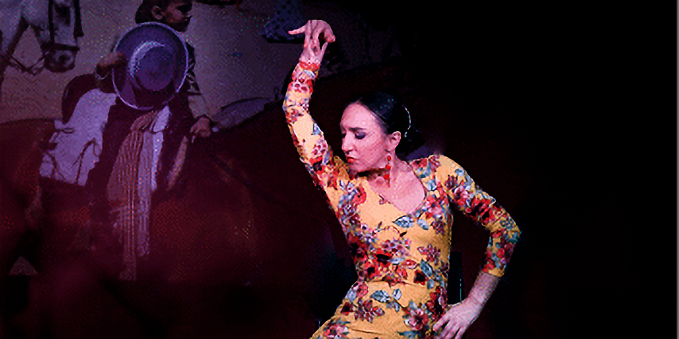 Flamenco In The Underground