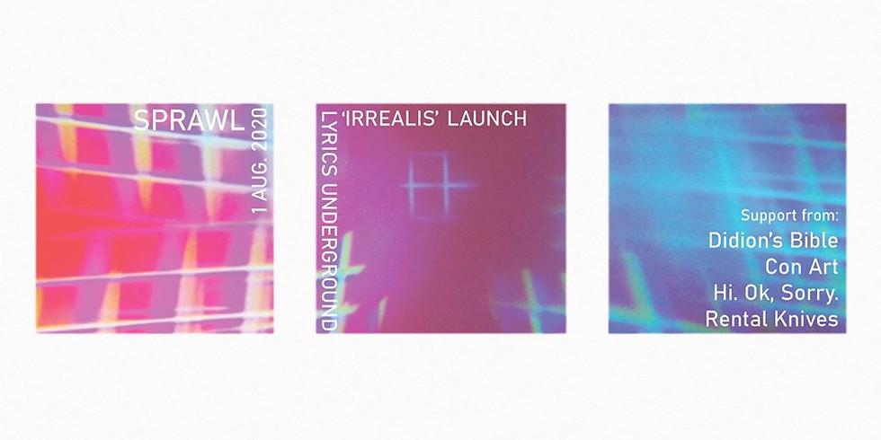 Sprawl - 'Irrealis' Album Launch