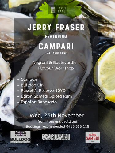Jerry Fraser vs Campari website poster.p