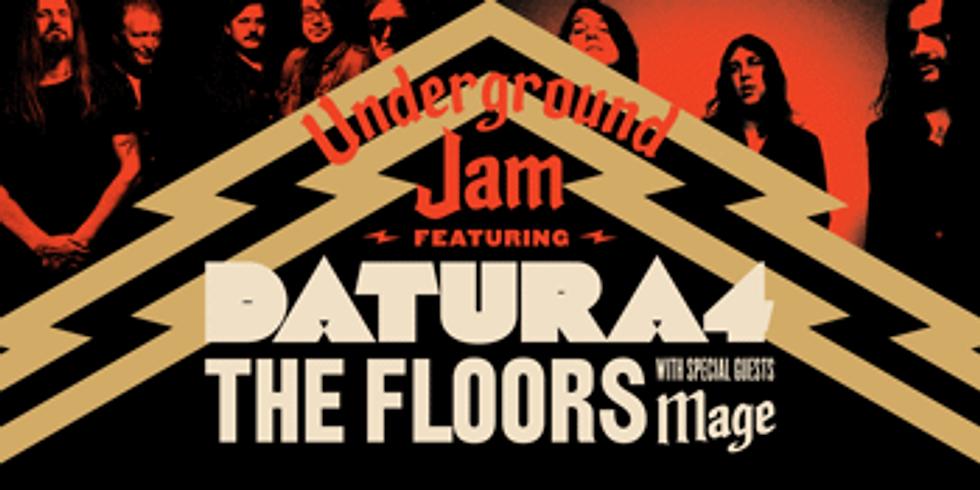 """""""Underground Jam"""" feat. Dautra4 & The Floors"""