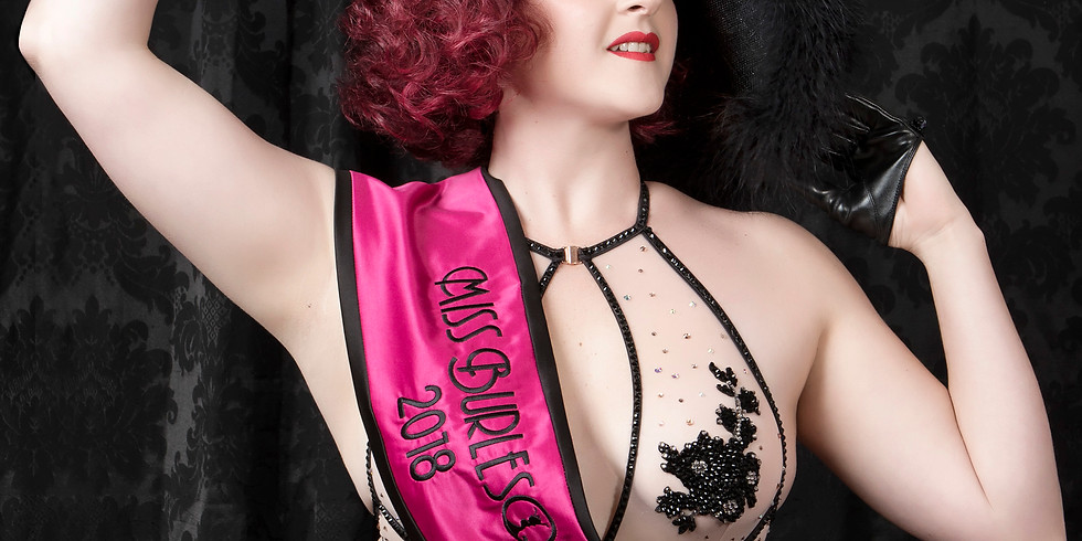 Miss Burlesque WA Hall of Fame After Party