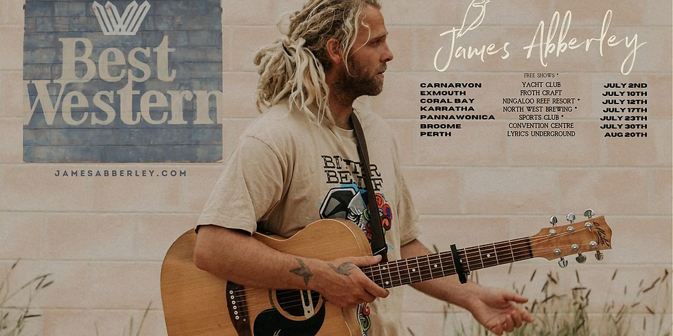 James Abberley ~ Perth