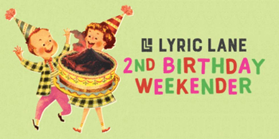 Lyric's Underground Birthday Show!