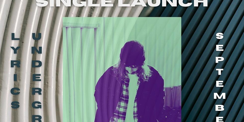 LANES, 'SAN' Single/Name Launch @ Lyric's Underground